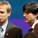 Juergen Klinsmann dan Joachim Loew
