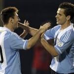 Messi dan Gago